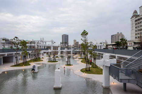Oasis-Like Urban Rejuvenation Projects