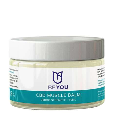 CBD Muscle-Relaxing Balms