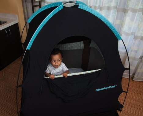 Private Infant Sleep pods