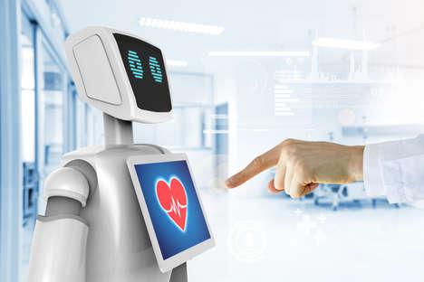 Robot-Staffed Hospitals