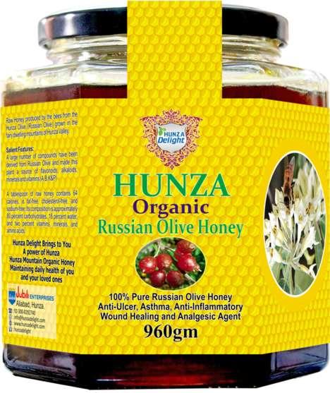 Artisan Olive Honeys