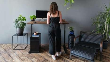 Style-Forward Standing Desks