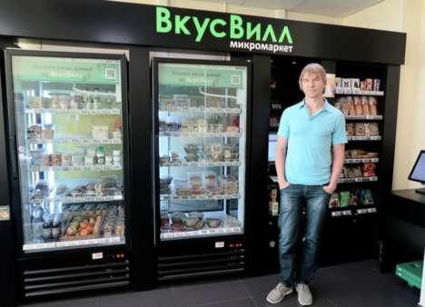 Fast-Growing Russian Supermarket Chains