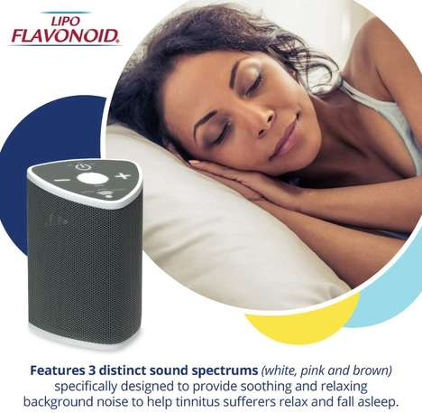 Soothing Sleep-Supporting Devices