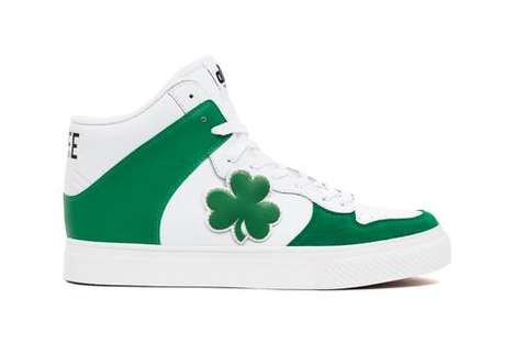 Shamrock-Themed Holiday Streetwear