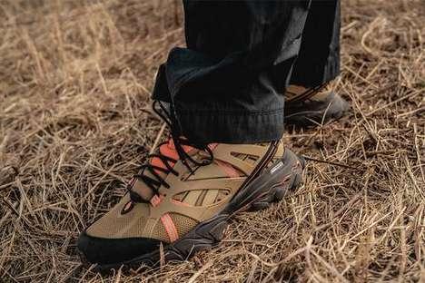 Militaristic Utility Boots