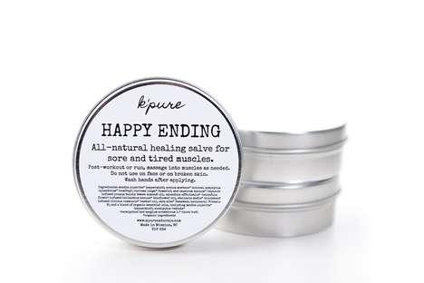 All-Natural Healing Salves
