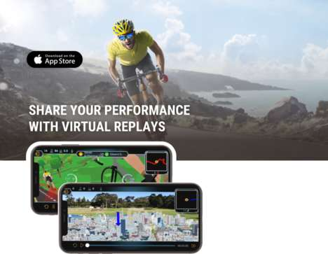 Competitive Athletic Performance Apps