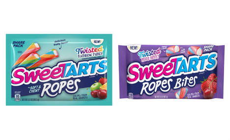 Multi-Flavor Soft Candy Treats