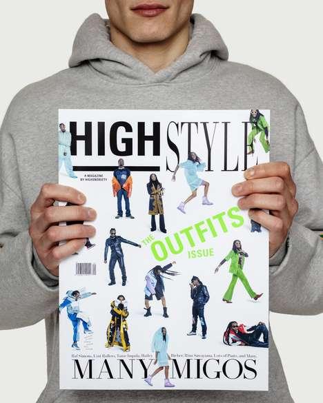 Thematic Contemporary Magazines