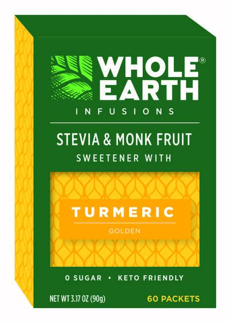 Turmeric-Infused Sweeteners