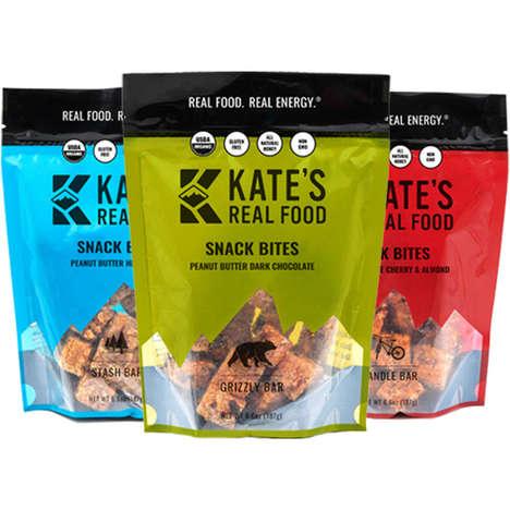 Bite-Sized Protein Snacks