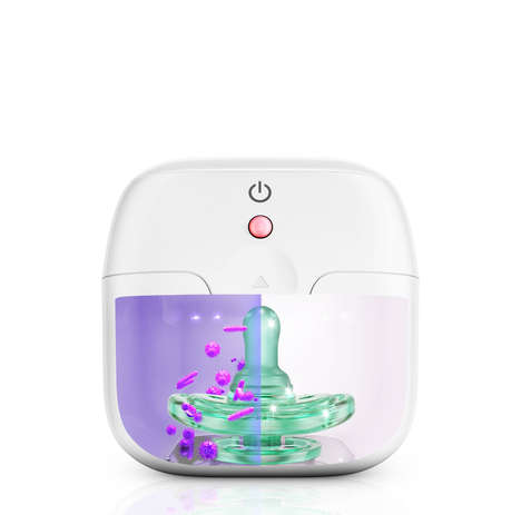 Portable Miniature Sanitizers
