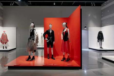Virtual Fashion Design Exhibitions