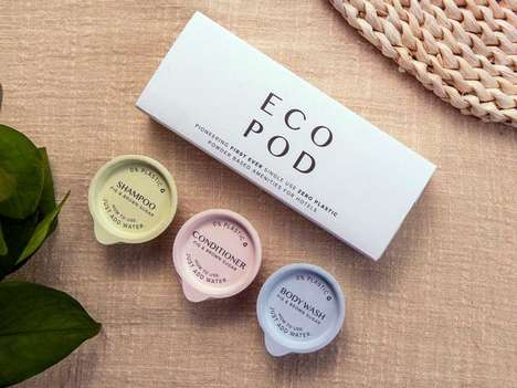Compostable Personal Care Pods
