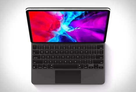 Transforming Tablet Keyboards
