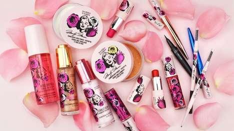 Collaborative Beauty Icon Cosmetics