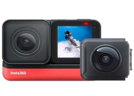 Rugged Adaptable Action Cams