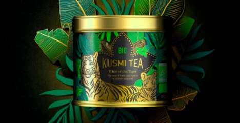 Gourmet Blended Russian Teas