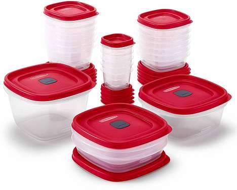 Venting Food Containers