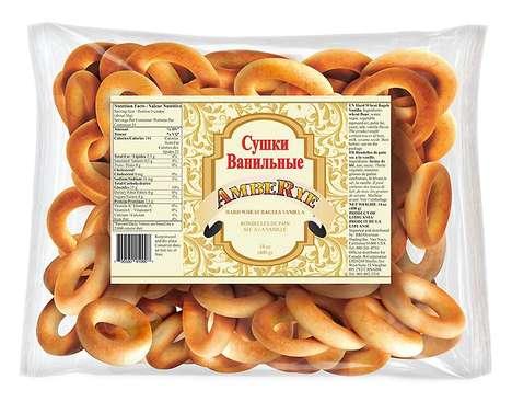 Crunchy Bagel Snacks