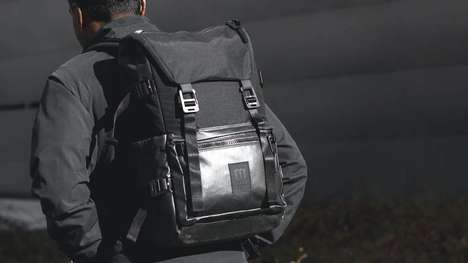 Rugged Design-Conscious Packs