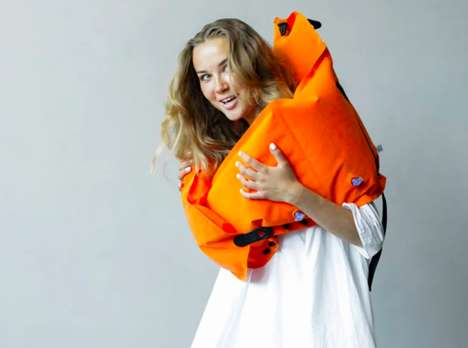 Hug-Simulating Vests