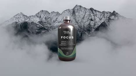 Focus-Boosting Cold Brews
