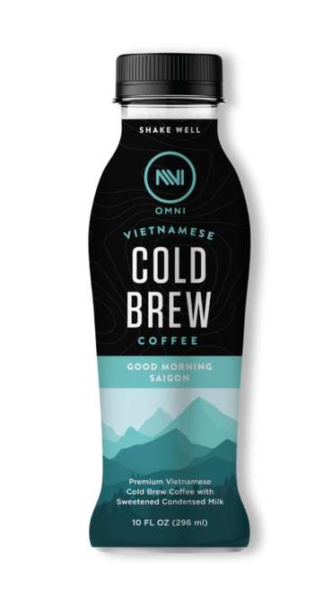 Vietnamese Cold Brew Coffees
