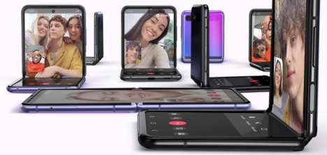 Revolutionary Folding Phones