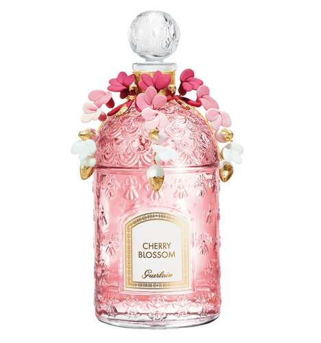 Delicate Cherry Blossom Fragrances