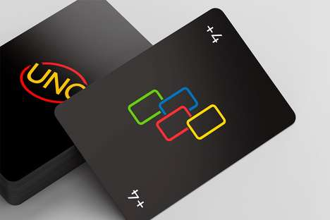 Minimalist Family Card Games