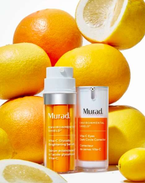 Gold-Stabilized Vitamin C Serums