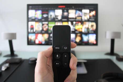 QSR-Branded Streaming Service Giveaways