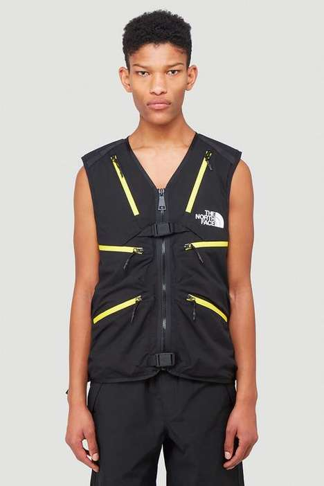 Water-Resistant Functional Vests