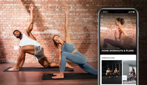 Cost-Free Conditioning App Promotions