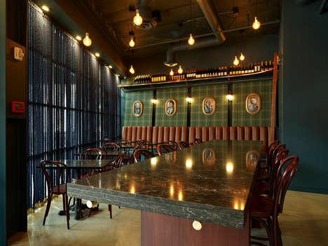 Modern Luxurious Pub Designs