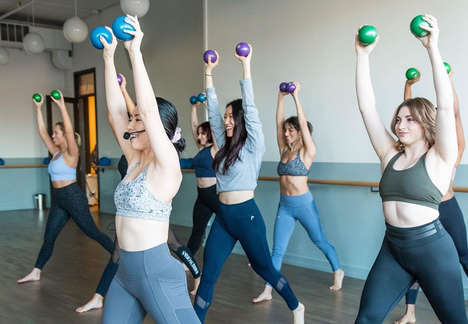 Virtual Live Barre Workouts
