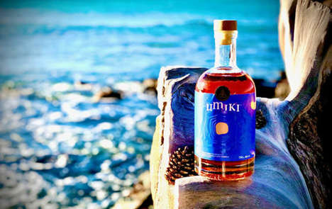 Ocean-Infused Whisky Spirits
