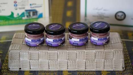 Research-Backed Riceberry Spreads