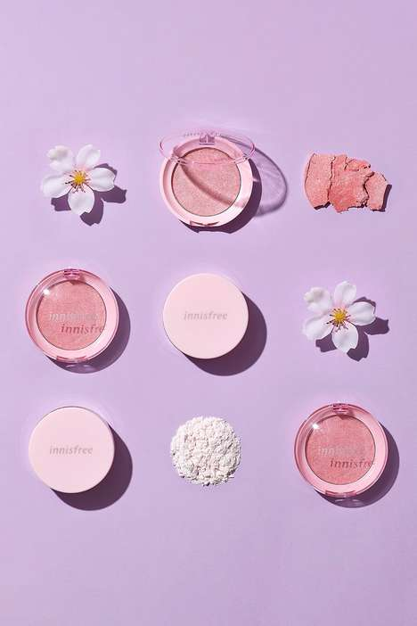 Pink-Hued Skincare Lines