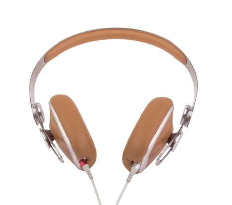 Ergonomically Designed On-Ear Headphones