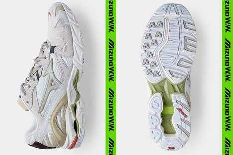 Retro Tech Running Shoes