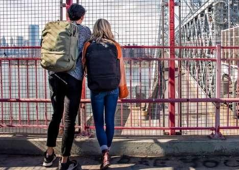 Nomadic Traveler Carry-On Backpacks