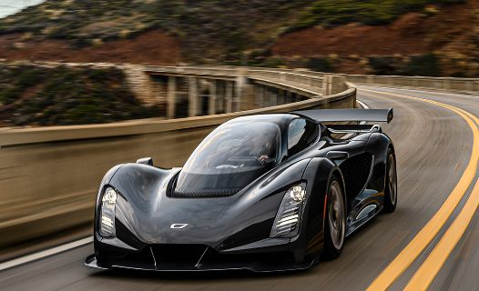Top 70 Autos Trends in April