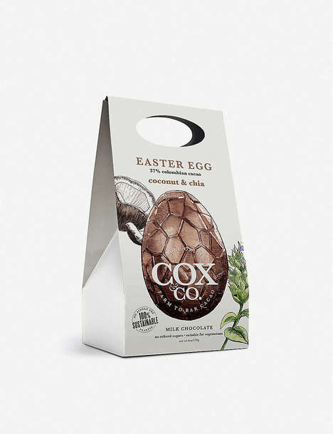 Sustainable Cacao Eggs