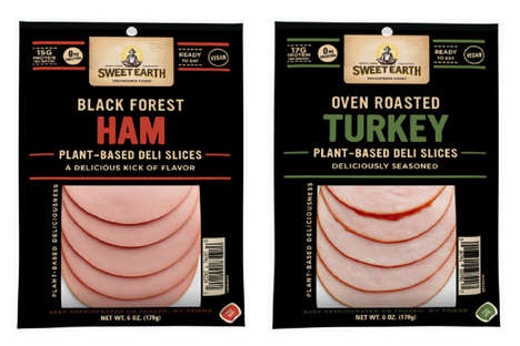 Meatless Deli Slices