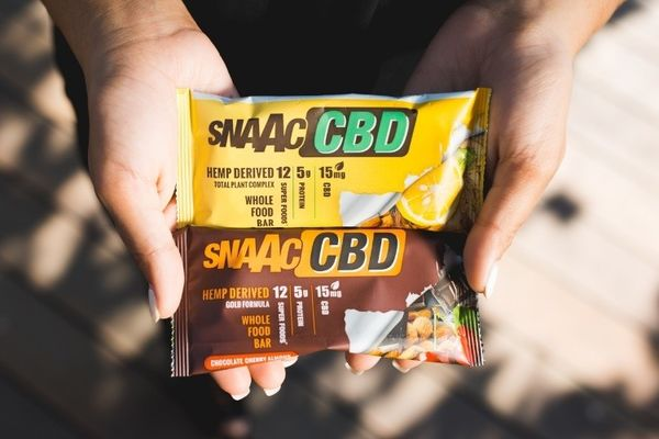 15 CBD-Infused Snacks