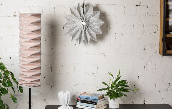 10 Origami-Inspired Designs
