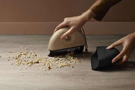Stylish Handheld Cleaning Equipment